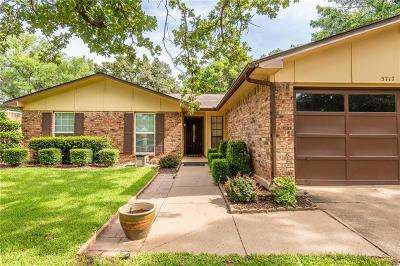 Bedford Single Family Home Active Option Contract: 3717 Pinewood Street