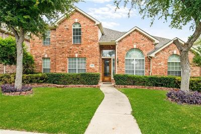 Plano Single Family Home For Sale: 4441 White Rock Lane