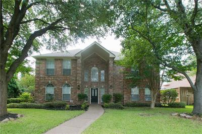 Plano Single Family Home For Sale: 7205 Fair Valley Way