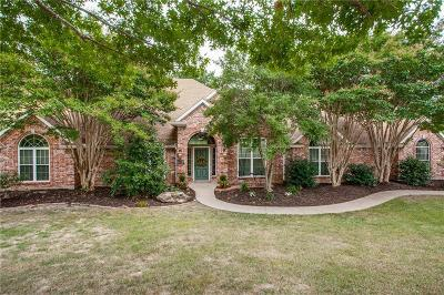 Anna Single Family Home Active Contingent: 984 Hurricane Creek Circle