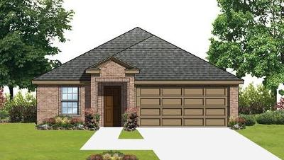 Seagoville Single Family Home For Sale: 2606 Henley Drive