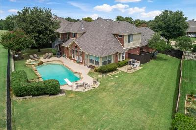 Mckinney Single Family Home For Sale: 5300 N Meadow Ridge Circle