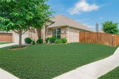 McKinney Single Family Home Active Option Contract: 10100 Bridgewater Drive