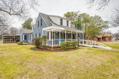 Johnson County Single Family Home For Sale: 112 Bellevue Drive