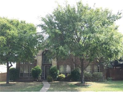 Allen  Residential Lease For Lease: 1612 Country Bend