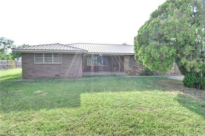 Palo Pinto County Single Family Home For Sale: 311 Pecan Street