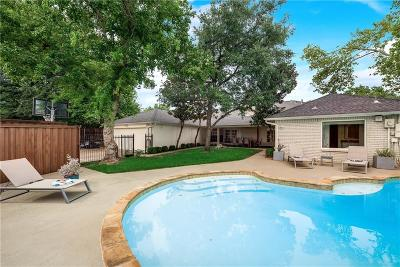 Dallas Single Family Home For Sale: 7414 Meadow Road