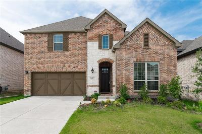 Mckinney Single Family Home For Sale: 8417 Ardsley Place