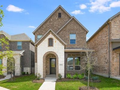 Rowlett Single Family Home For Sale: 7620 Redondo Drive