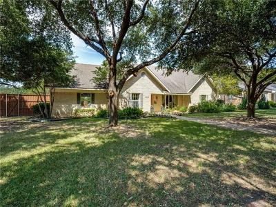 Single Family Home For Sale: 10807 Aladdin Drive