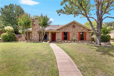 Rowlett Single Family Home For Sale: 3705 Amber Avenue