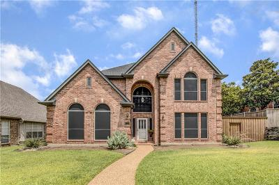 Dallas County, Denton County Single Family Home For Sale: 1306 Edgewood Court