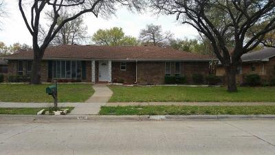 Plano Single Family Home For Sale: 2725 Glencliff Drive