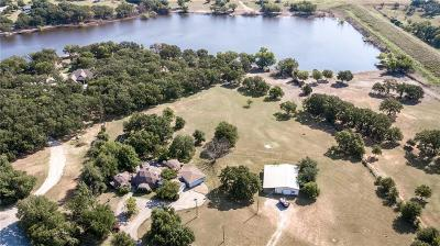 Weatherford Single Family Home Active Option Contract: 122 Shoreline Circle
