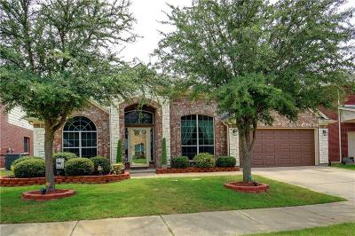 Denton Single Family Home For Sale: 4121 Darien Place