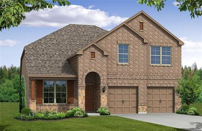 Aubrey Single Family Home For Sale: 1901 Steppe Trail Drive
