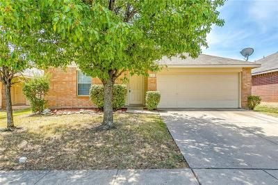 Crowley Single Family Home Active Option Contract: 1133 Cottonwood Drive