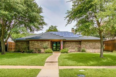 Richardson Single Family Home For Sale: 1316 Chesterton Drive