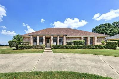 Wills Point Single Family Home For Sale: 202 Bull Durham Road