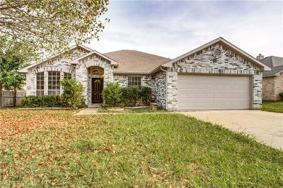 Grand Prairie Single Family Home Active Contingent: 2020 Southwood Trail