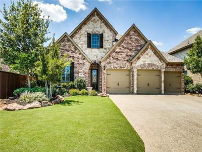 Fort Worth Single Family Home Active Option Contract: 15617 Sweetpine Lane