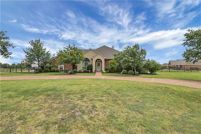 Haslet Single Family Home Active Option Contract: 940 Chalk Hill Lane