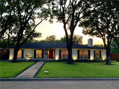 Dallas Single Family Home For Sale: 10343 Best Drive