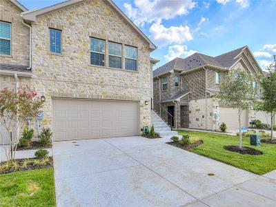 The Colony Townhouse For Sale: 5548 Yellowstone Road