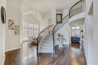 Aubrey Single Family Home For Sale: 1404 Barrier Island Drive