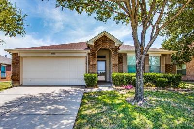 Denton Single Family Home For Sale: 4521 Napa Valley Drive