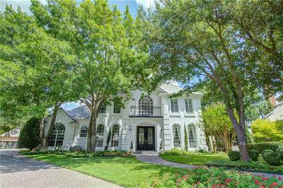 Fort Worth Single Family Home For Sale: 7037 Shadow Creek Court