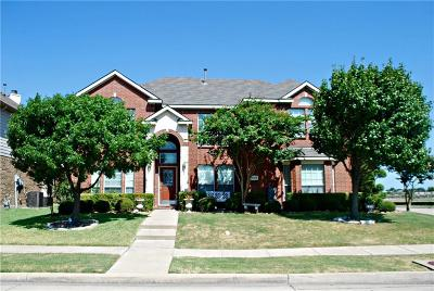 Forney Single Family Home For Sale: 2100 Pecan Ridge Dr
