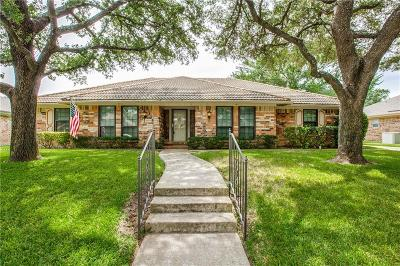 Hurst Single Family Home Active Option Contract: 305 Circleview Drive N