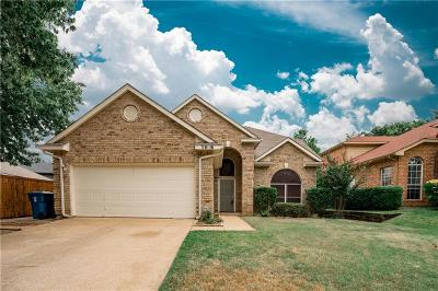 Flower Mound Single Family Home For Sale: 2616 Southwestern Drive