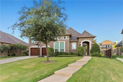 Flower Mound Single Family Home For Sale: 3612 Valencia Court