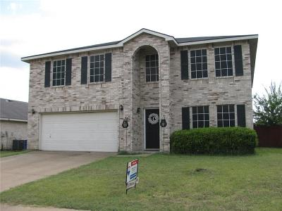 Grand Prairie Single Family Home For Sale: 3023 Clemente Drive