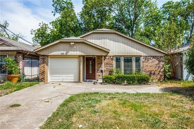 Single Family Home For Sale: 4410 Sycamore Street