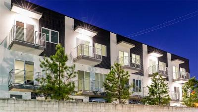 Dallas County Townhouse Active Option Contract: 4545 Bowser Avenue #203