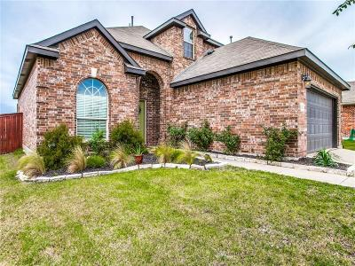 Lavon Single Family Home Active Option Contract: 1063 Shepard Lane