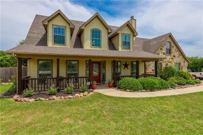 Springtown Single Family Home For Sale: 139 Walton Lane