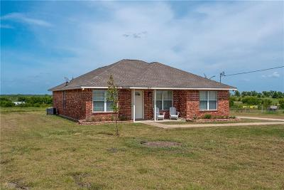 Waxahachie Single Family Home Active Option Contract: 4815 Fm 877