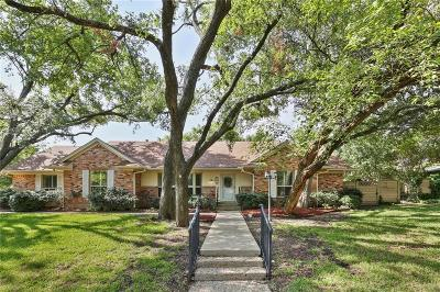 Dallas County Single Family Home For Sale: 6238 Shadycliff Drive