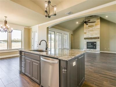 Johnson County Single Family Home For Sale: 8526 County Road 1229