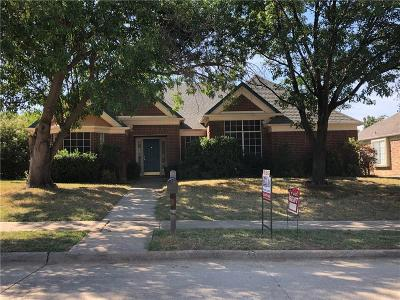Lewisville Residential Lease For Lease: 1323 Old Barn Lane