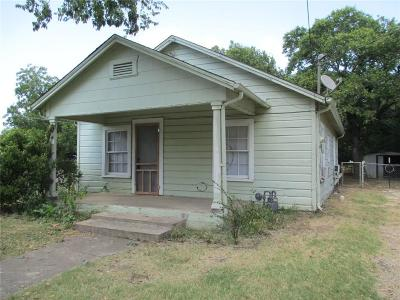 Johnson County Single Family Home For Sale: 1520 N Wilhite Street