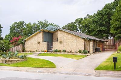 Irving Single Family Home For Sale: 2909 Coronado Street