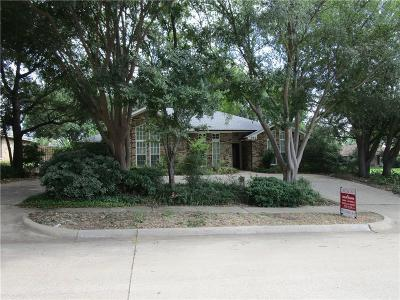 Coppell Single Family Home For Sale: 760 Sparrow Lane