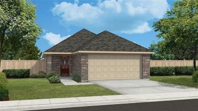 Ennis Single Family Home For Sale: 1601 Blue Jay Drive