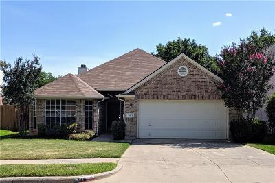 Fort Worth Single Family Home For Sale: 3613 Blue Spruce Drive