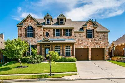 Fort Worth Single Family Home For Sale: 12708 Saratoga Springs Circle